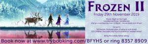 Frozen 2: Parkinsons SA Movie Night Fundraiser
