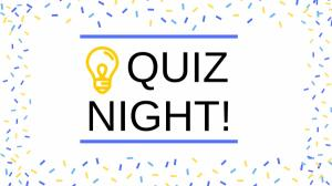 Apr 14 Rotary Club of Kent Town QUIZ NIGHT!