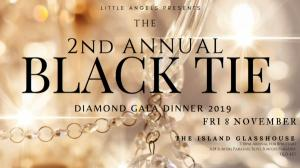 Nov 08 2nd Annual Black Tie Diamond Gala