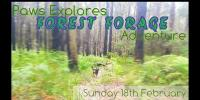 Paws Explore FOREST FORAGE Adventure (SupPAWting Starting Over Dog Rescue)