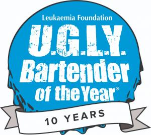U.G.L.Y. Bartenders raise funds to support the Leukaemia Foundation