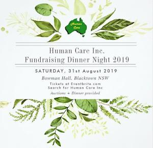 Human Care Inc. 2019 Fundraising Dinner Night