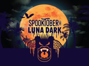 Spooktober at Luna Dark