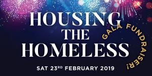 Housing the Homeless Gala Fundraiser