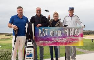 Art of the Minds Tee Up Charity Golf Day