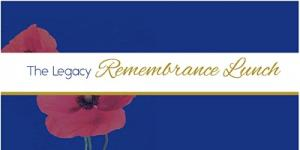 The Legacy Remembrance Lunch 2020