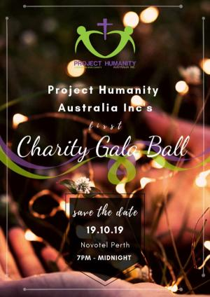 Project Humanity Charity Gala Ball