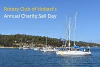 Rotary Club of Hobarts Annual Charity Sail Day