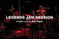 SES SAYER - LEGENDS JAM SESSION AND SCHOOL SHOW APPEAL