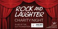 Rock And Laughter Charity Night