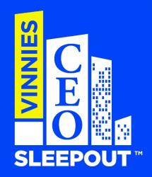 Vinnies CEO Sleepout Wollongong