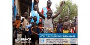 Jun 14 World Refugee Day Breakfast 2019