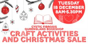 Christmas Sale and Craft Activities day!