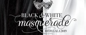 2019 Wings For Life Gala - Black & White Masquerade Ball