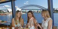 International Womens Day High Tea Cruise Sydney supporting NBCF
