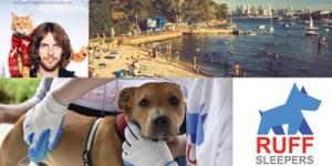 Outdoor Film & Fundraiser for Homeless Pets at Greenwich Baths