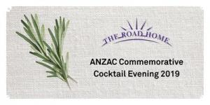 ANZAC Commemorative Cocktail Evening 2019