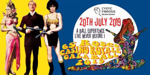 65 Roses Gala Ball QLD | Casino Royale