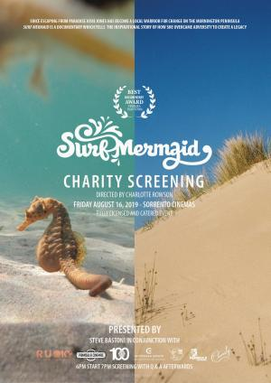 Surf Mermaid Charity Screening