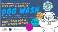 Gold Coast Pet Resorts Open Day & Charity Dog Wash