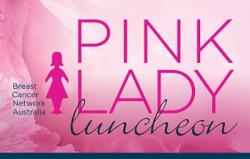 Canberra Pink Lady Luncheon