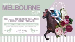 Melbourne Cup at The Lakes for Childhood Cancer
