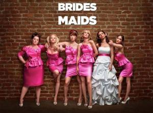 Bridesmaids Movie Night Fundraiser