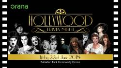 Orana Hollywood Trivia Night