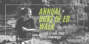 Annual Duke of Ed Walk