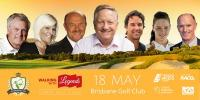 May 18 Walking with Legends Charity Golf Classic