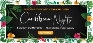 Windgap Foundation Gala Dinner 2020