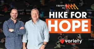 Triple M & Variety SA's Hike for Hope