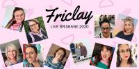 FRICLAY LIVE : Make + Take Charity Event