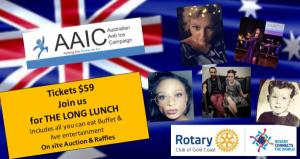 Australia Day Charity Lunch