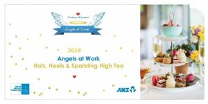 2019 Angels at Work Hats, Heels & Sparkling High Tea