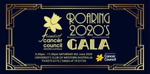 RAISING FOR RESEARCH ROARING 2020S GALA