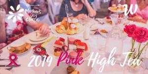 Mothers Day Classic Pink High Tea