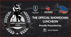 Mar 13 Variety Showdown Shield Luncheon (2020) proudly presented by Jarvis Toyota
