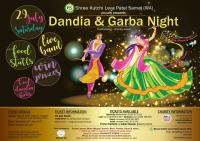 Dandia & Garba Night Fundraiser