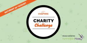 Inspire Charity Challenge: Support Hummingbird House