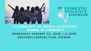 A community of women supporting women in the community
