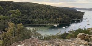 BUSHWALK FUNDRAISER : PITTWATER BUSHWALK & TRINCOMALEE LUNCH