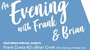 An Evening with Frank and Brian for Wombats Wish