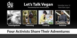 Lets Talk Vegan! : Brisbane