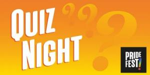 Pride Fest Quiz Night