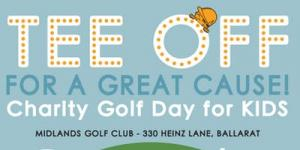 Charity Golf Day for KIDS