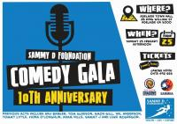 Sammy D Foundation 10th Comedy Gala  Souther Dragons Fundraiser