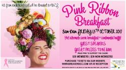 Oct 13 Pink Ribbon Breakfast