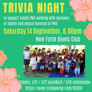 Trivia Night for Femili PNG