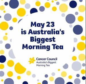 Biggest Morning Tea @ Yeppoon Library